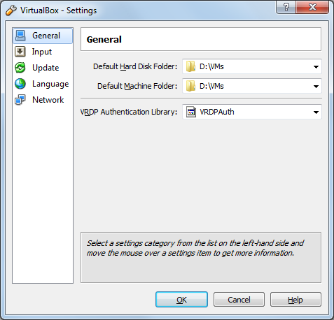 VirtualBox-Setttings-General